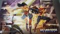 DC Universe Online Poster (2017 DC) ITEM#1