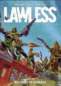 Lawless Welcome Back to Badrock TPB (2017 Rebellion) 1-1ST