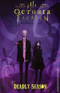 October Faction TPB (2015-2017 IDW) 4-1ST