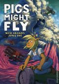 Pigs Might Fly GN (2017 First Second Books) 1-1ST