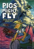 Pigs Might Fly HC (2017 First Second Books) 1-1ST