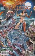 Van Helsing vs The Mummy of Amun Ra (2017) 6B
