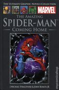 Amazing Spider-Man Coming Home HC (2012 HP) Marvel The Ultimate Graphic Novels Collection 21-1ST