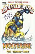 Battlebooks Wolverine (1998) Blue Print Edition 1