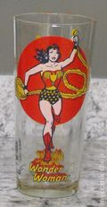 Pepsi Collector Series Glasses DC Comics (1966-1980) #A69