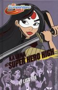 DC Super Hero Girls: Katana at Super Hero High HC (2017 Random House) 1-1ST