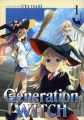 Generation Witch GN (2017 A Seven Seas Digest) 1-1ST