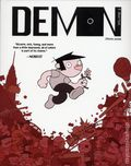 Demon GN (2016 First Second Books) By Jason Shiga 3-1ST