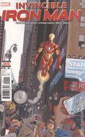 Invincible Iron Man (2016 3rd Series) 9A