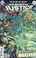 Justice League (2016) 25A