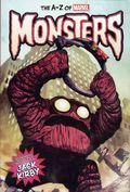 A-Z of Marvel Monsters HC (2017 Marvel) 1-1ST