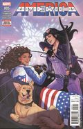 America (2017 Marvel) 5A