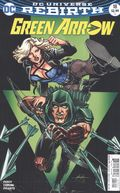 Green Arrow (2016 5th Series) 18BP