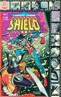 Lancelot Strong: Shield (1983 Red Circle) 2-1ST