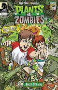 Plants vs. Zombies (2015 Dark Horse) 1SDCC