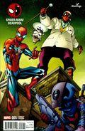 Spider-Man Deadpool (2016) 5D