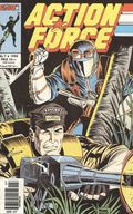 Action Force Monthly (UK) Comic Size 7