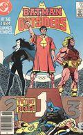 Batman and the Outsiders (1983) Mark Jewelers 15MJ
