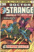 Doctor Strange (1974) UK Edition 7UK