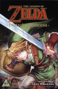 Legend of Zelda Twilight Princess GN (2017 A Viz Digest) 2-1ST