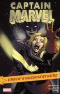 Captain Marvel TPB (2016-2017 Marvel) Earth's Mightiest Hero 4-1ST
