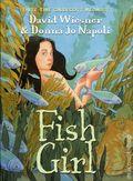 Fish Girl HC (2017 Clarion Books) 1-1ST