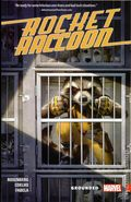 Rocket Raccoon TPB (2017 Marvel) Grounded 1-1ST