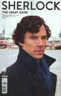 Sherlock The Great Game (2017 Titan) 1B