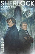 Sherlock The Great Game (2017 Titan) 1A