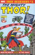 True Believers Kirby 100th Introducing Mighty Thor (2017) 1