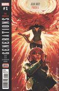 Generations Phoenix and Jean Grey (2017) 1A