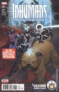 Inhumans Once Future Kings (2017) 1A