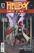 Hellboy and The B.P.R.D 1955 Secret Nature (2017 Dark Horse) 0