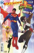 Justice League Power Rangers (2016) 5
