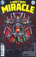 Mister Miracle (2017 DC) 1A