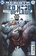 Red Hood and the Outlaws (2016) 13B