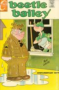 Beetle Bailey (1953 Dell/Charlton/Gold Key/King) 74-2ND