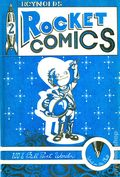 Reynolds Rocket Comics (2004 Ziff/ Reynolds Periodicals) 1-1ST