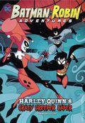 Batman and Robin Adventures Harley Quinn's Crazy Creeper Caper GN (2017 Stone Arch Books) 1-1ST