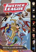 Justice League Amazo and the Planetary Reboot SC (2017 Stone Arch Books) 1-1ST