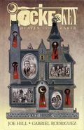 Locke and Key Heaven and Earth HC (2017 IDW) Deluxe Edition 1-1ST