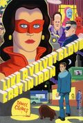 Like a Velvet Glove Cast in Iron TPB (1993 Fantagraphics) An Eightball Collection 1B-REP