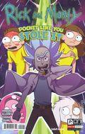 Rick and Morty Pocket Like You Stole It (2017 Oni) 2B