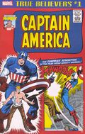 True Believers Kirby 100th Captain America (2017) 1