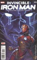 Invincible Iron Man (2016 Marvel) 10A