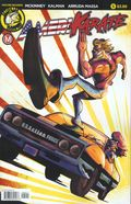 Amerikarate (2017 Action Lab) 5A