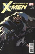 Astonishing X-Men (2017 4th Series) 2D
