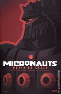 Micronauts Wrath of Karza (2017 IDW) 4B