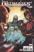 Ultimates 2 (2016 Marvel) 100A