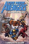 New Avengers TPB (2017 Marvel) The Complete Collection by Bendis 7-1ST